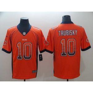 Chicago Bears Mitchell Trubisky Jersey